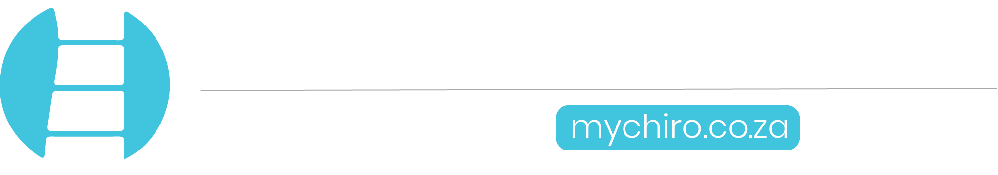 Dr. Aaron and Associates New descriptive and Informative Logo. with white font.
