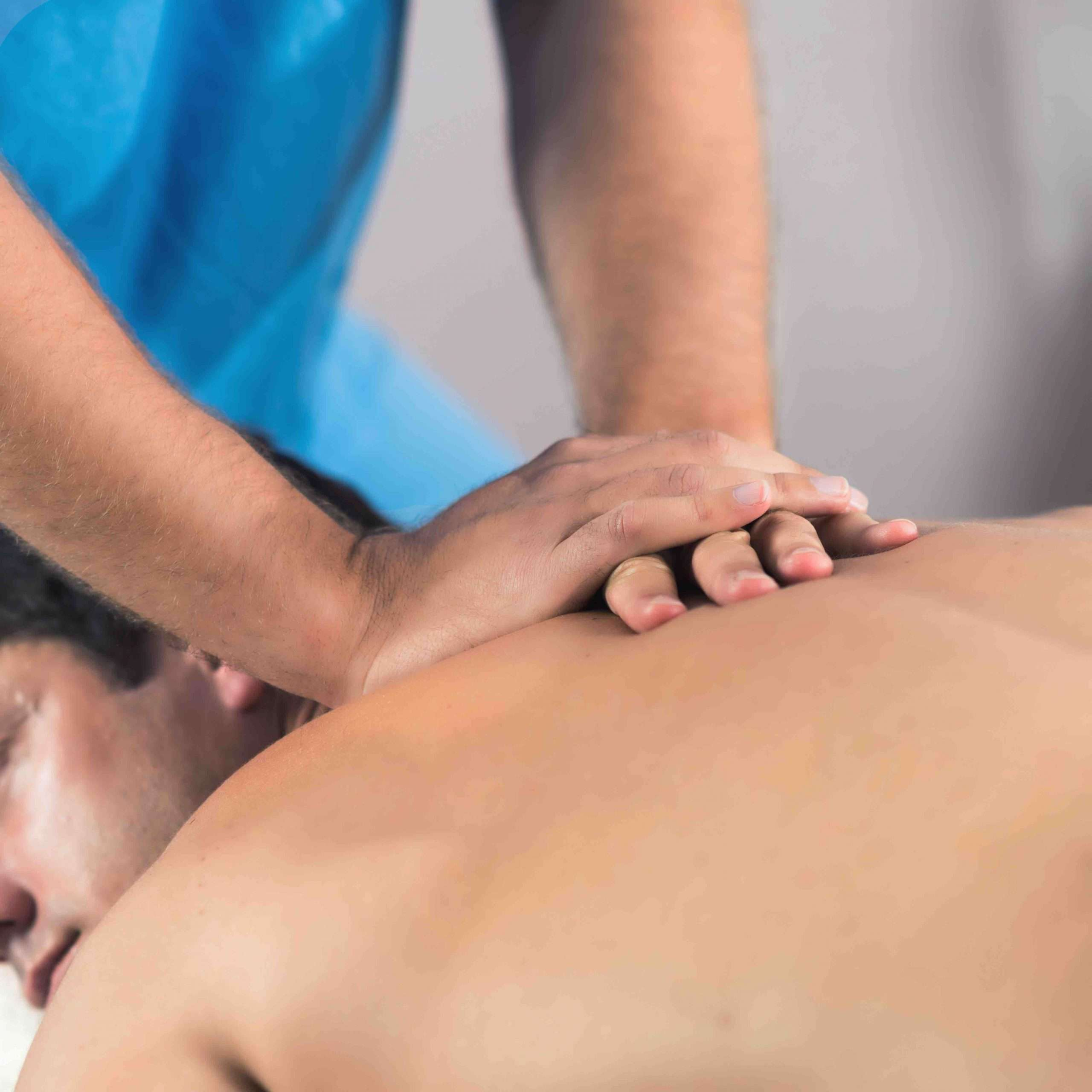 My Chiro, Dr. Aaron and Associates - Myofascial release therapy