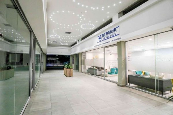 Dr. Aaron and Associates Melrose Arch - Contact Page